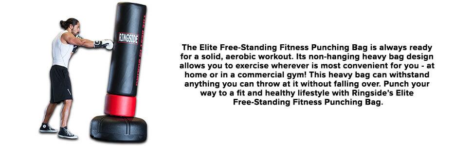 ringside elite freestanding bag