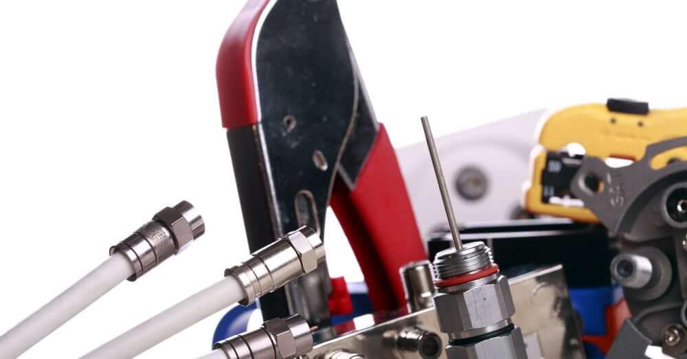 best coax compression tool